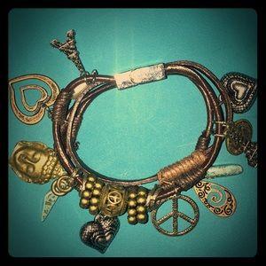 Jewelry - Love charms bracelet